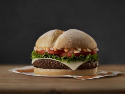 McDonald's launches 'local produce' burger to help Spanish farmers
