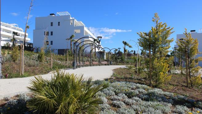 Estepona's new parkland oasis unveiled 1