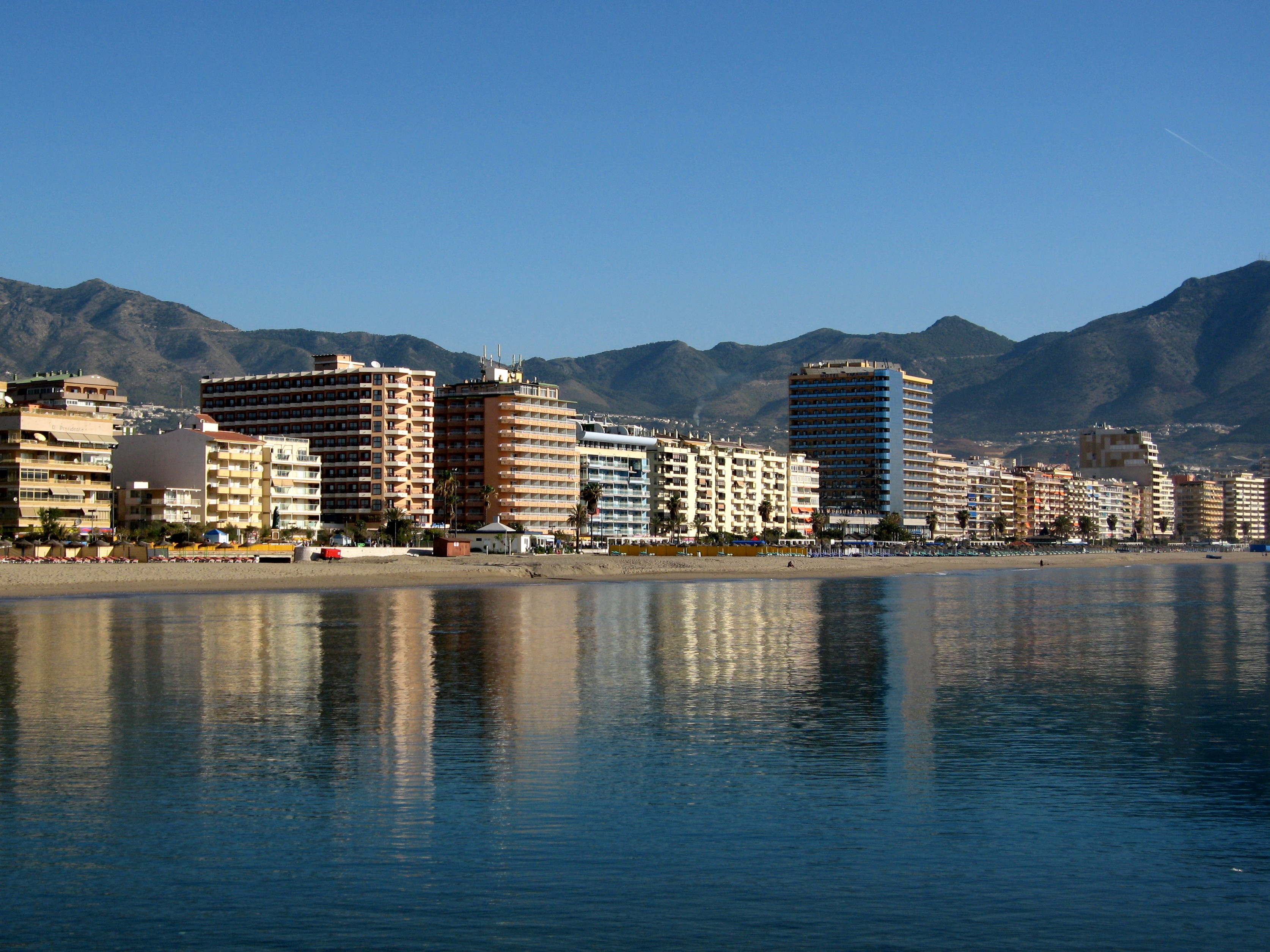 Fuengirola 'fastest-growing town' in Andalucía and 'among top choices for residents and holidaymakers' 1
