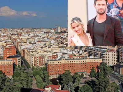 Elsa Pataky and Chris Hemsworth buy flat in Madrid, but plan to stay living in Oz