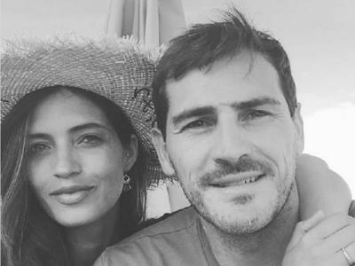 Iker and Sara announce split - but 'remain friends' and will 'share children's upbringing'