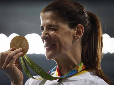 Ruth Beitia gets her London 2012 bronze and becomes most-decorated Spanish Olympian in women's high-jump