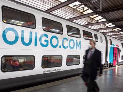 SNCF low-cost rail service Ouigo launches in Spain