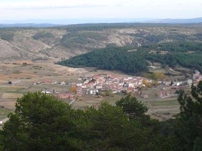 Teruel village offers free rent and job for family with young children