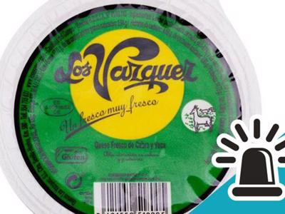 Product recall – Listeria detected in Quesos Los Vázquez soft cheese