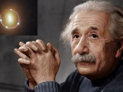 Spanish astronomers uncover new details about 'Einstein Ring' galaxy: Distance, shape and matter