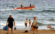 Young girl in shark attack alert