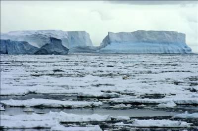 Wilkins Ice Shelf collapses