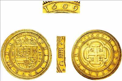 World's most expensive coin auctioned for 800,000€