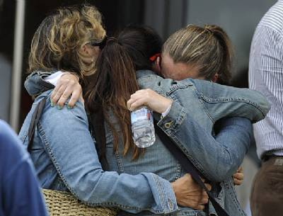 Santiago rail tragedy: British passenger injured