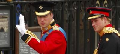 Prince William and Prince Harry go wild boar hunting in Córdoba