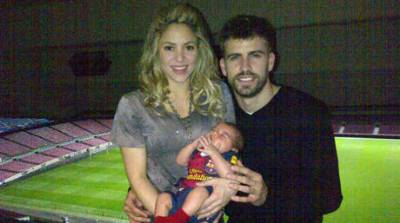 Shakira gives birth to her and Piqué's second child