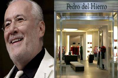 Popular Fashion Designer Pedro Del Hierro Passes Away Aged 66