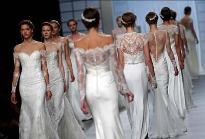Barcelona Bridal Week shows how Spanish wedding dress market is ...