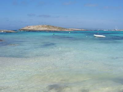 Formentera beach is best in Europe and sixth in the world