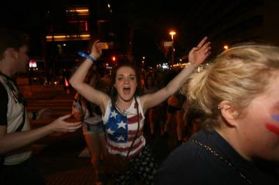 Boozy British student 'Saloufest' package tours scrapped for 'lowering the tone'