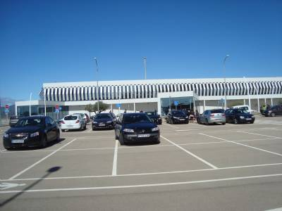 Castellón airport takes off: free parking, new cafés and over 88,000 passengers in 10 months