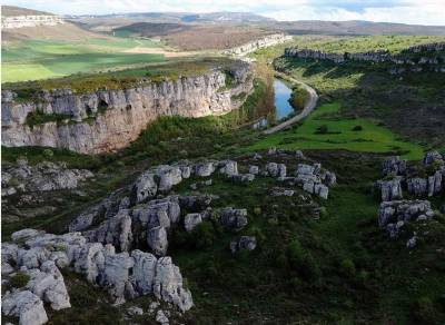 Jurassic mountain district in Burgos and Palencia wins UNESCO status