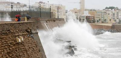Gales up to force nine in Cádiz, Gibraltar and Ceuta ground passenger ferries