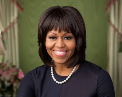 Michelle Obama holidays in Mallorca