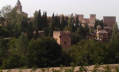 Alhambra Palace bookings using Bitcoin and Touriscoin