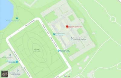 Catalunya Parliament renamed \'The Comedy Club\' on Google Maps