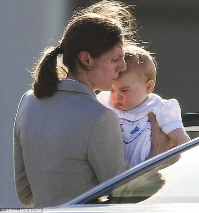 Prince Louis Arthur Charles' nanny is martial arts expert and 'extreme driver'