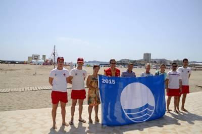 Spain still world number one for blue-flag beaches