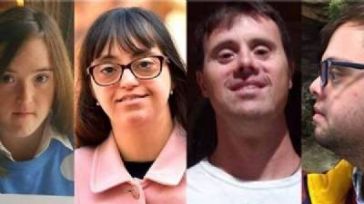 Four candidates with Down Syndrome stand for local elections