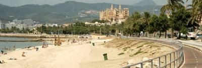 Mallorca Woman Saves Drowning Boy 10 Off Red Flag Beach