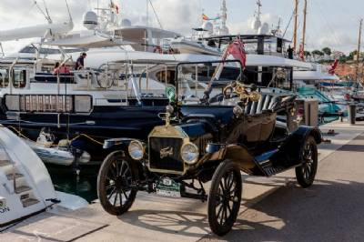 Mallorca Classic Week (and more) roars into Port Adriano