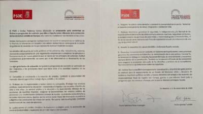 What the PSOE-Unidas Podemos deal means: 10 key points