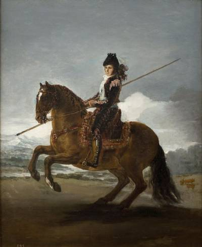 "El Prado's 200th anniversary Goya exhibition: ""The best painter alive when museum opened"""