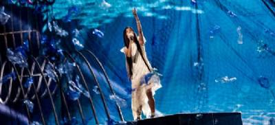 Spain's Melani García third in Junior Eurovision Song Contest