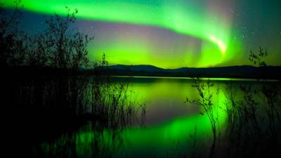 Spain's dazzling illuminations: Northern Lights in southern Europe?