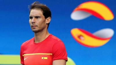 """Nadal, first tennis player in history to be number one in three decades: """"It makes me feel old"""""""