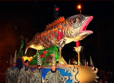 'Burial of the Sardine': Spain's fishy festival explained