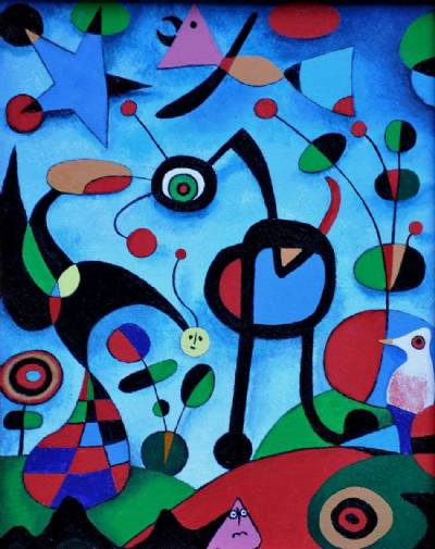 Life in colour: Spanish artists you need to check out