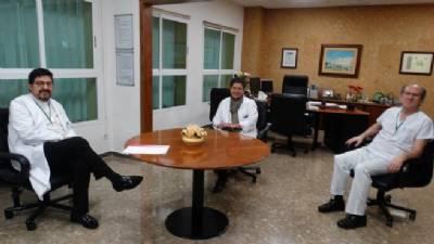 Costa del Sol researchers get €50,000 donation for Covid-19 studies