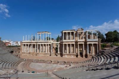 Mérida reopens stunning Roman city to public