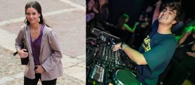 King's niece Victoria Federica holidays in Jávea with new DJ boyfriend