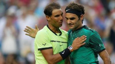 Federer What Most Surprised Me When I Met Rafa Nadal Was