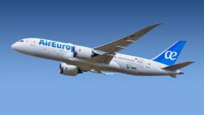 Air Europa price deals launched for flights departing between now and next June