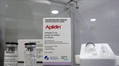 Anti-cancer drug enables 80% of Covid patients to be discharged within two weeks