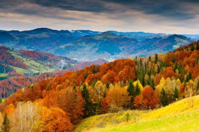 Where to find Spain's most spectacular autumn colours