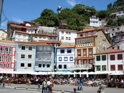 Where is Spain's 'most beautiful coastal town' according to Lonely Planet?