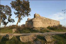 Tourists flock to restored medieval castle
