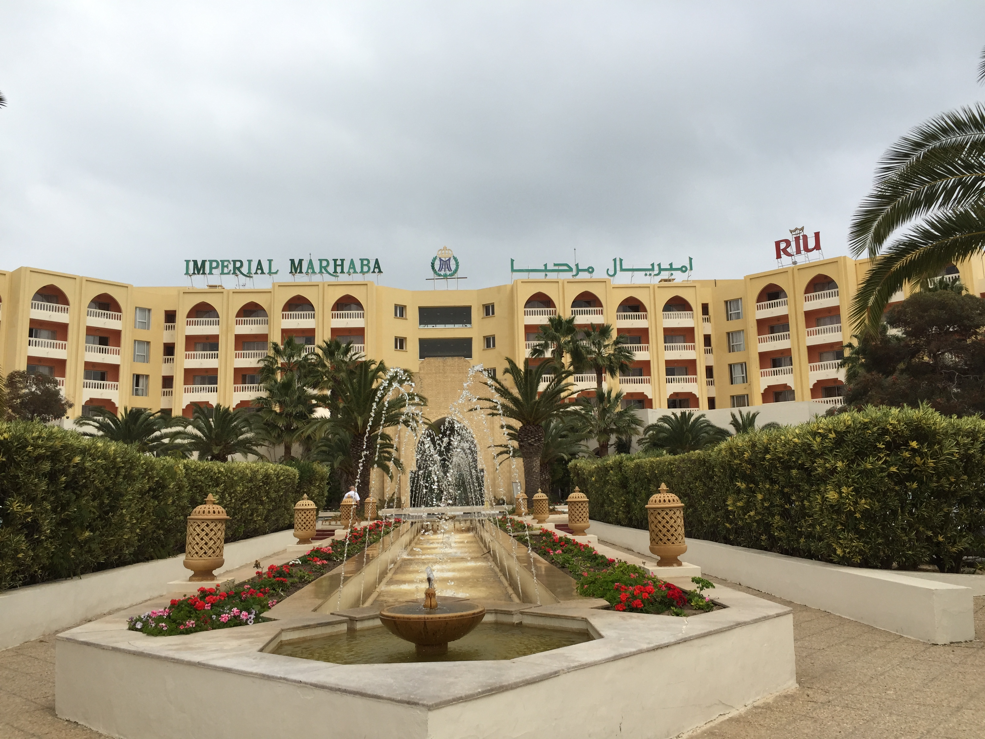 Spanish Chain Riu Hotels To Pull Out Of Tunisia