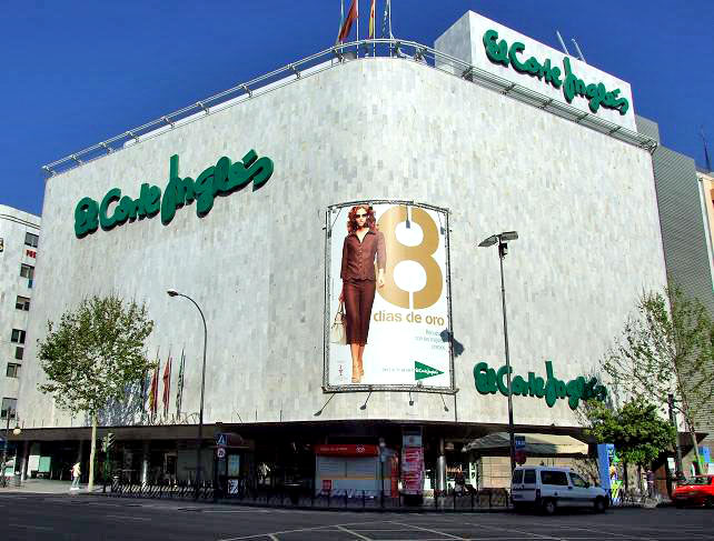 El corte ingl s to offer two hour delivery service - El corte ingles reformas ...