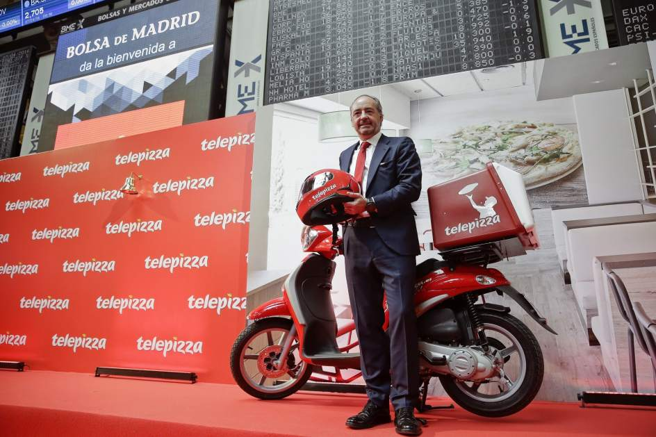 Telepizza to open in UK, Iran, Malta and Saudi Arabia next year